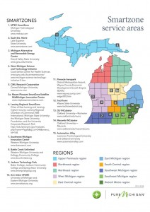 Michigan SmartZones fact sheet